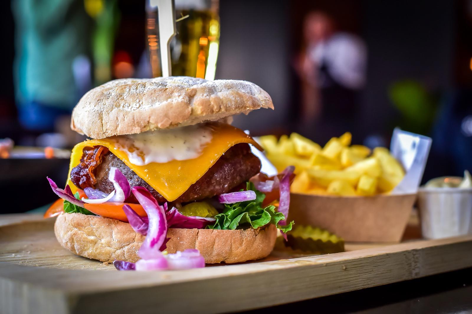 Woensdag: Bier + Burger = €15