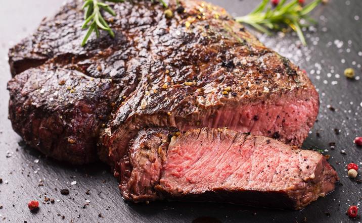 22 juli: Meat Market