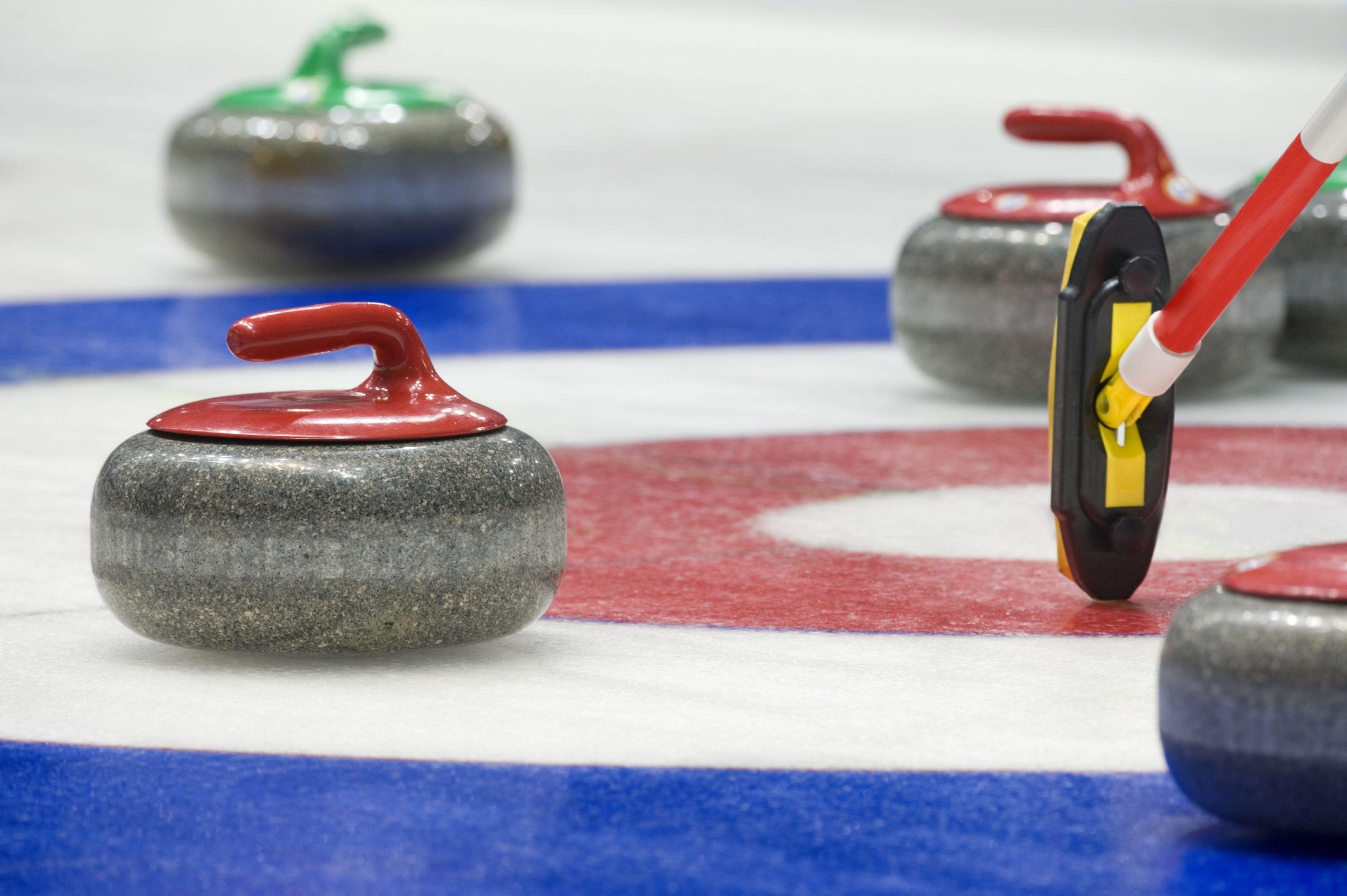 Curlingtoernooi